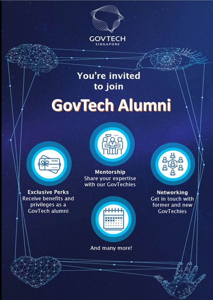 The GovTech Network for Alumnis