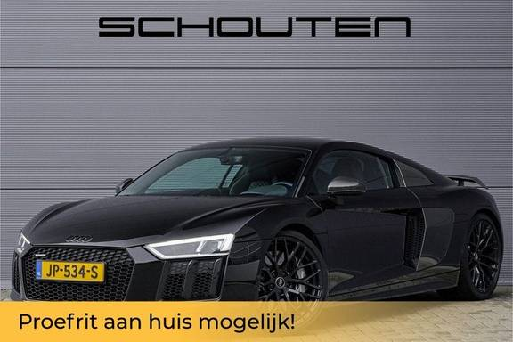 Audi R8 5.2 FSI V10 quattro Plus 610pk Carbon Keramisch B&O Camera
