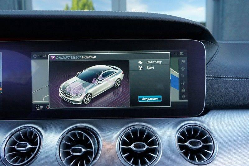 Mercedes-Benz E-Klasse Coupé 200 Premium Plus AMG, Pano, Burmester afbeelding 21