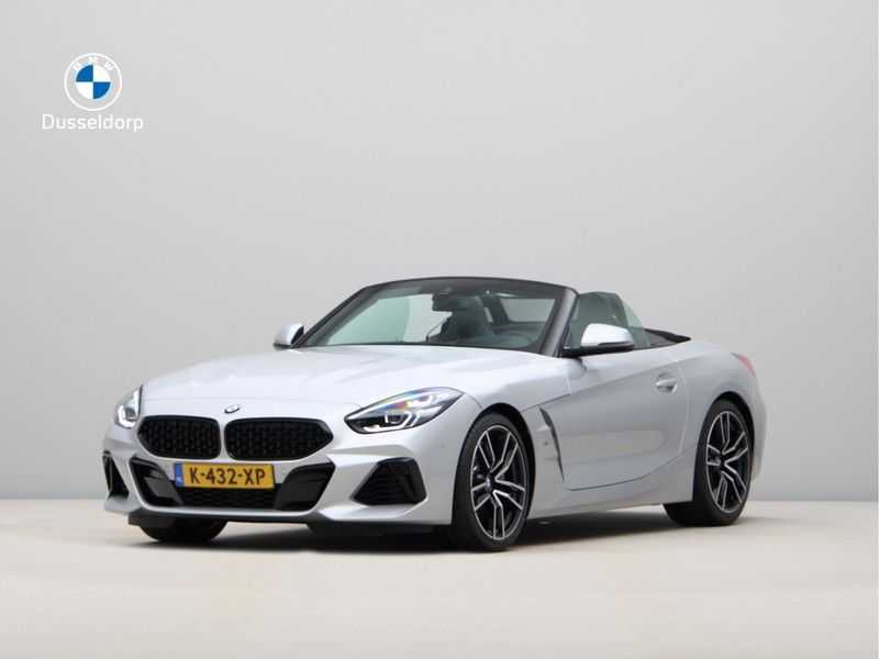 BMW Z4 Roadster M40i High Exe M-Sport 341 pk ! afbeelding 1