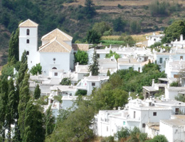 Location, Bubion, Las Alpujarras