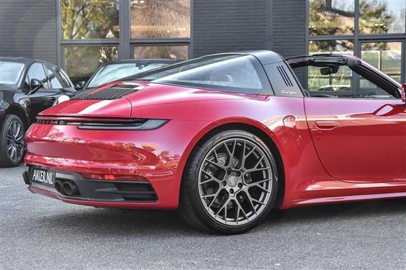 Porsche 911 TARGA 4 TOPVIEW+BOSE+MATRIX LED+ST.KOELING afbeelding 24