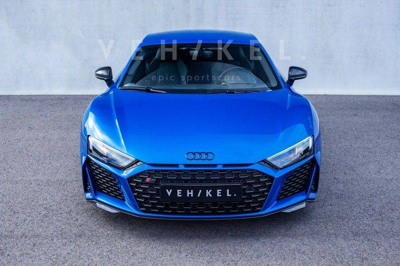 Audi R8 5.2 performance quattro // Ara Blue afbeelding 5