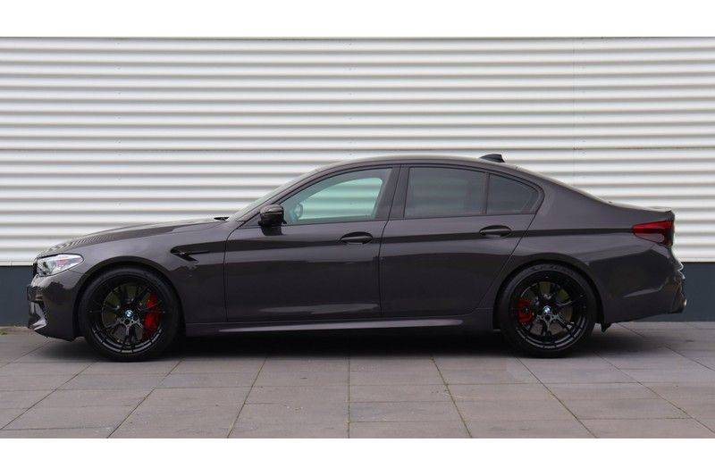 BMW 5 Serie M5 Competition Individual, Akrapovic uitlaat, B&W Sound, Carbon afbeelding 2
