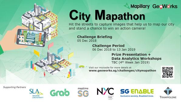 City Mapathon 2018