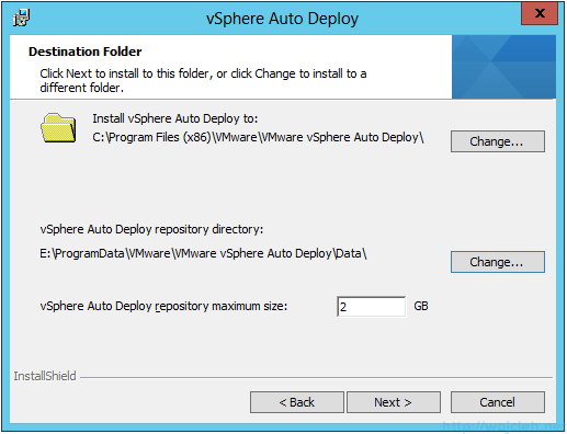 VMware vSphere Auto Deploy installation guide - software 4