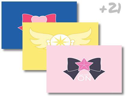 Sailor Moon Stars theme pack