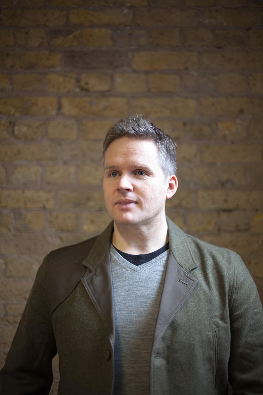 Portrait of Noel Lyons