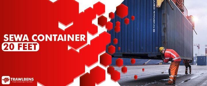 Layanan Sewa Container 20 Feet