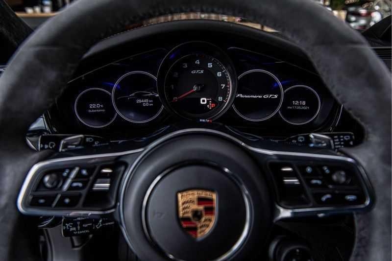 Porsche Panamera GTS Sport Turismo 4.0 | BOSE | Panorama | Alcantara | Comforttoegang | PDLS | PASM afbeelding 13