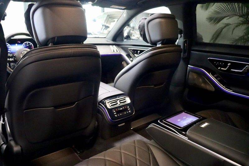 Mercedes-Benz S-Klasse 350d 4Matic Lang AMG Line  VOL Meedraaien as  afbeelding 16