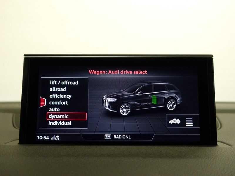 Audi Q7 3.0 TDI e-tron 374pk Quattro S-Line Autom- Bose, Virtual Cockpit, 360 Camera, Park Assist, Leer afbeelding 22