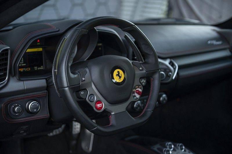 Ferrari 458 4.5 V8 Italia New Power Garantie T/M 12-03-2022, Carbon Sport Seats, Custom Exhaust, Carbon exterieurdelen afbeelding 20