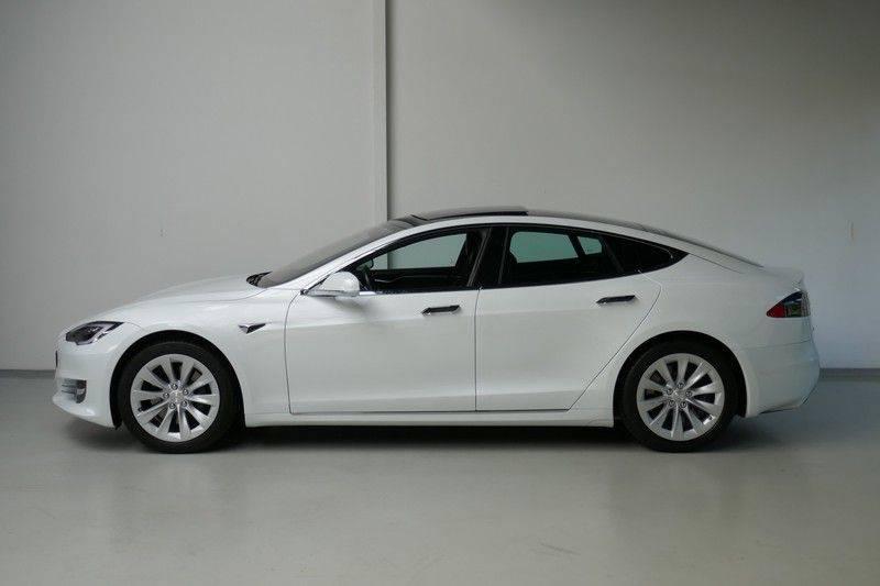 Tesla Model S 75D 4% PANODAK - ex.BTW afbeelding 8