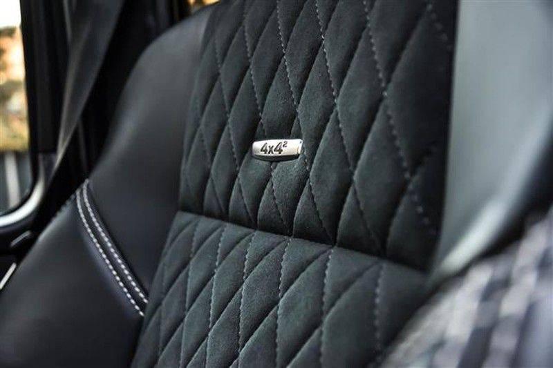 Mercedes-Benz G-Klasse G500 4x4² CARBON+SCH.DAK+AMG RIDE CONTROL afbeelding 9