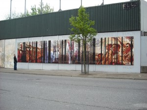 Democratic Walls? Street Art as Public Pedagogy