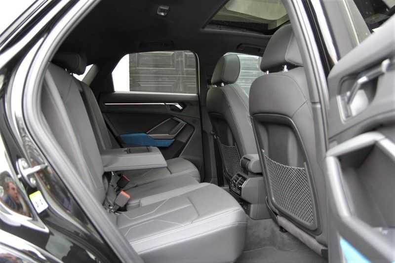 Audi Q3 Sportback 45 TFSI quattro EDITION-ONE+TOPVIEW+PANO.DAK afbeelding 4