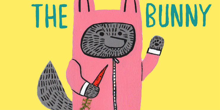 Wolfie the bunny by Ame Dyckman & Zachariah O'Hora