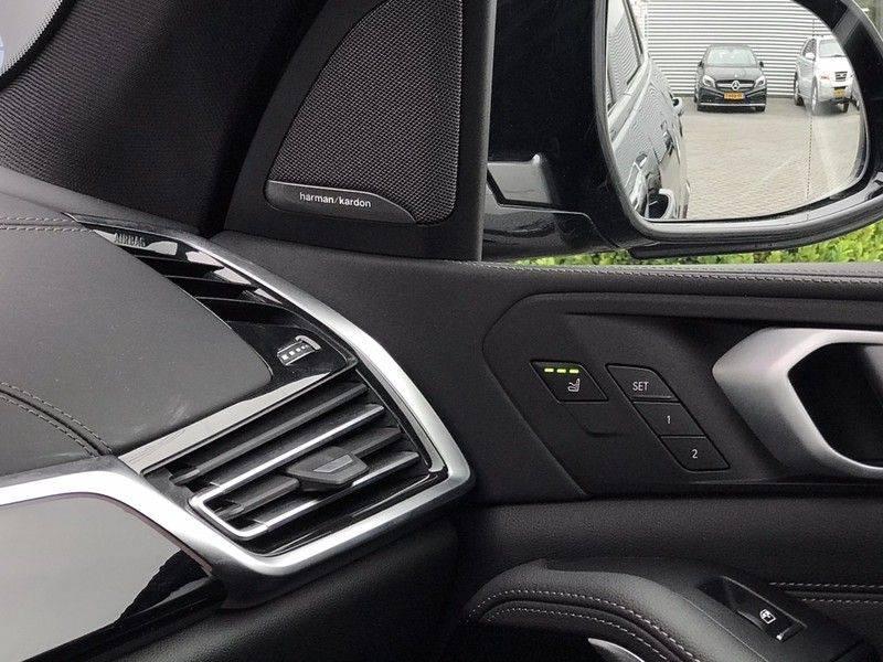 BMW X5 X-Drive VERKOCHT 3.0D 265PK, M-Sportpakket, Pano, Harman/Kardon, Massage, Head-Up, 360* Camera, Night Vision, Soft-Close, LMV'22 afbeelding 23