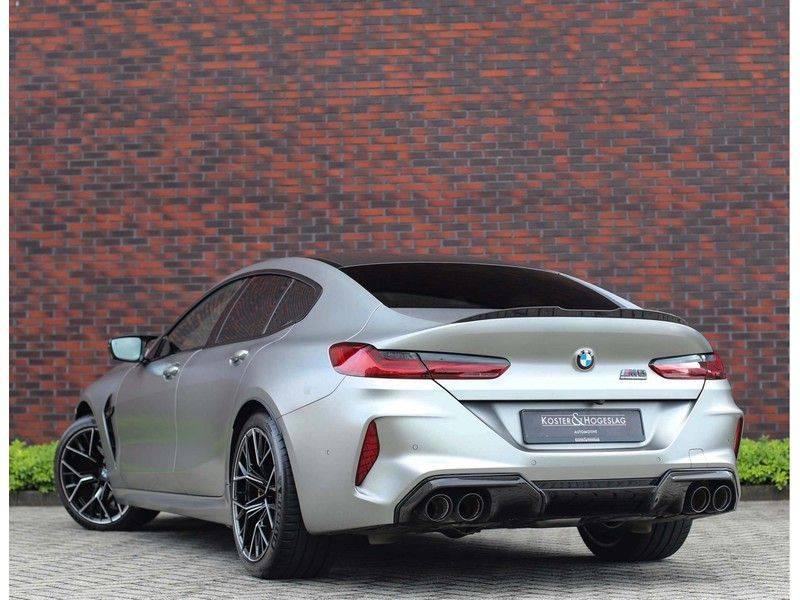 BMW M8 Gran Coupé Competition *Carbon*HUD*B&W Diamond*Vol!* afbeelding 3