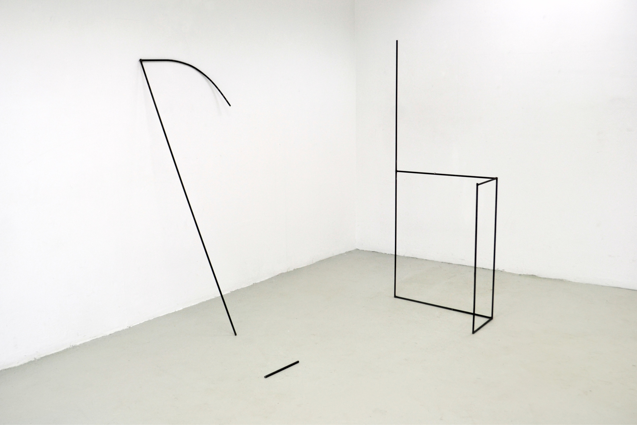 Platonic Solid, Camille Yvert, 2015