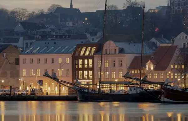 Hotel Hafen Flensborg