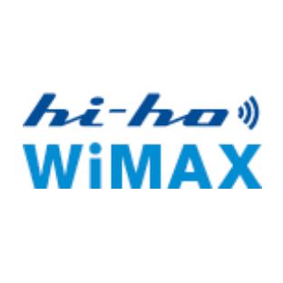 hi-ho WiMAXロゴ