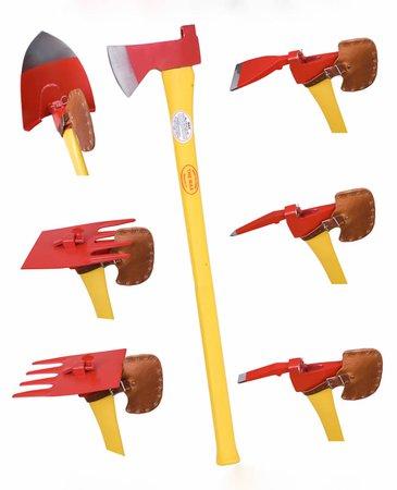 max ax off road ax and shovel kit