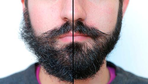 как использовать масло для бороды