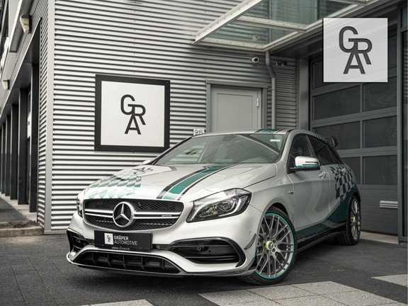 Mercedes-Benz A-Klasse 45 AMG 4MATIC