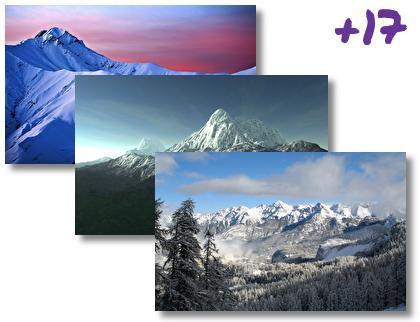 Mountain theme pack