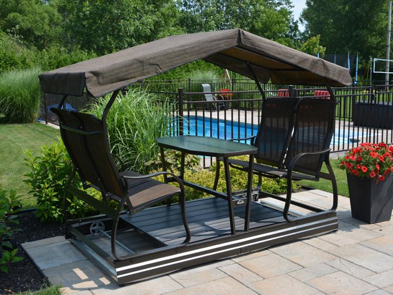 Retractable Cassette Patio Awnings