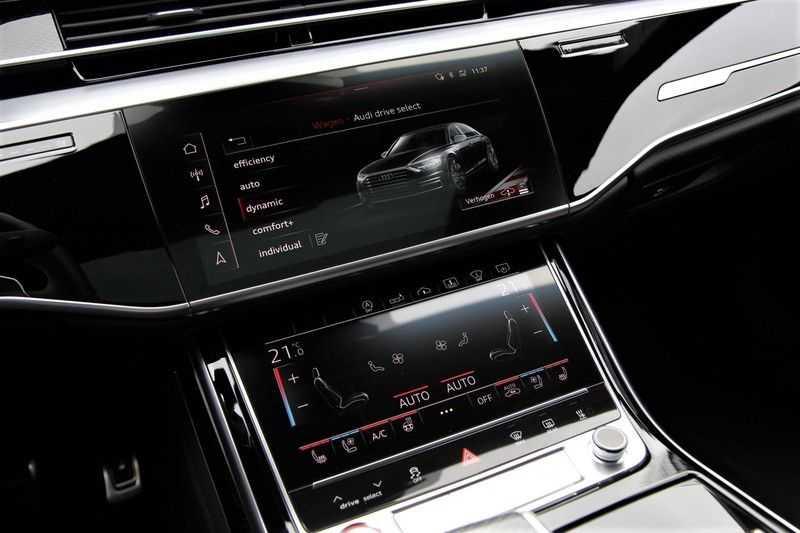 Audi S8 4.0 TFSI KERAMISCHE.REMMEN+B&O+STANDKACHEL afbeelding 14