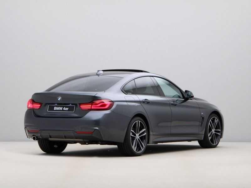 BMW 4 Serie Gran Coupé Exe. M-Sport 418i afbeelding 8