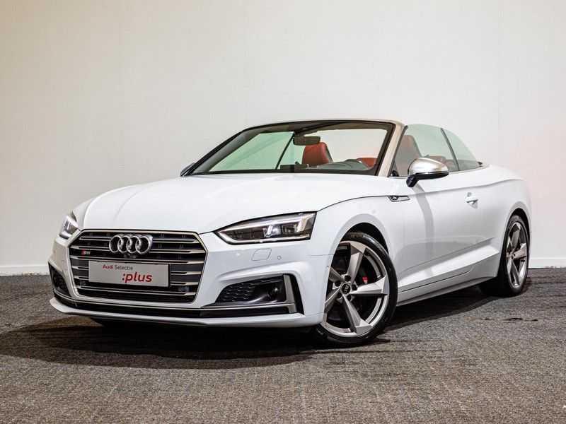 Audi A5 Cabriolet 3.0 TFSI S5 quattro Pro Line Plus 354PK | Adapt.Cruise | Massage Stoelen | 360 Camera | afbeelding 3