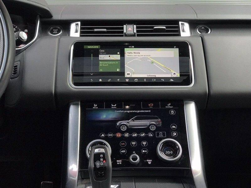 Land Rover Range Rover Sport 5.0 V8 SC HSE P525 Dynamic, 525PK, ACC, Pano, Meridian, Luchtvering, Keyless, Soft-Close, Head-Up, Camera, Matrix, Lane Assist, afbeelding 13