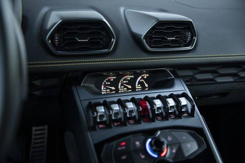 Lamborghini Huracan 5.2 V10 LP610-4 Blue Eye + Carbon Spoiler + LIFTING + Achteruitrijcamera afbeelding 20