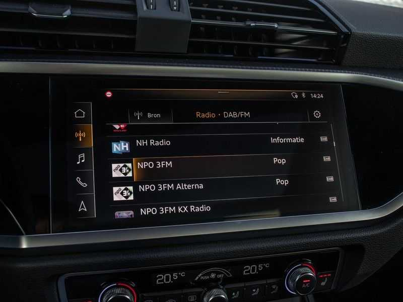 Audi Q3 40 TFSI quattro S Edition | Pano. dak | Stoelverwarming | Adaptive cruise | B&O sound | Trekhaak | afbeelding 21