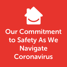 Our Commitment to Safety As We Navigate Coronavirus