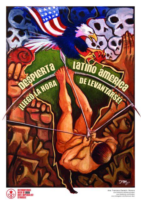 Despierta Latino America. ¡LIegò la hora de levantarse!