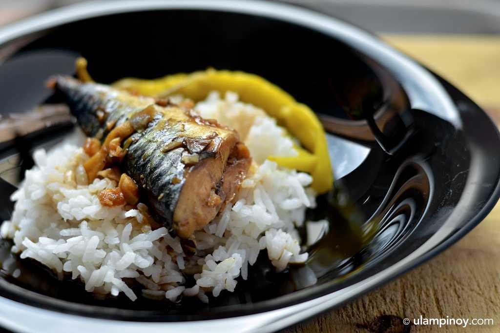 Mackarel fish adobo
