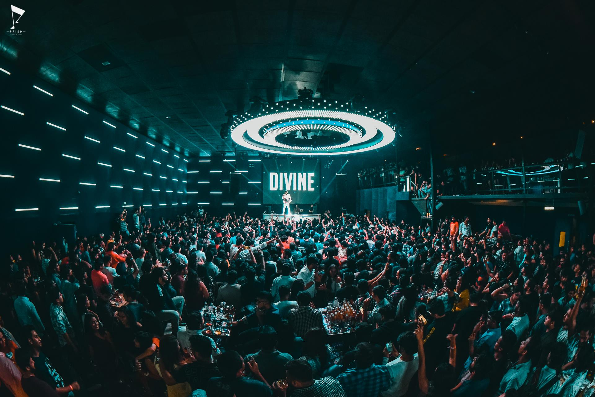 DIVINE with Gullygang X Prism Club & Kitchen