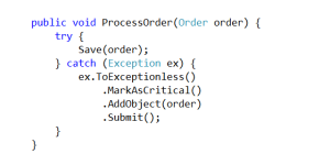 Exceptionless ASP.NET Error Reporting