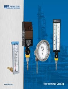 wgtc catalog thermometers
