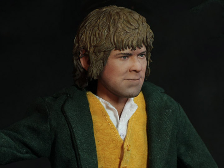 Asmus Toys The Lord of the Rings Merry (Slim Version) 1/6 Scale Figure