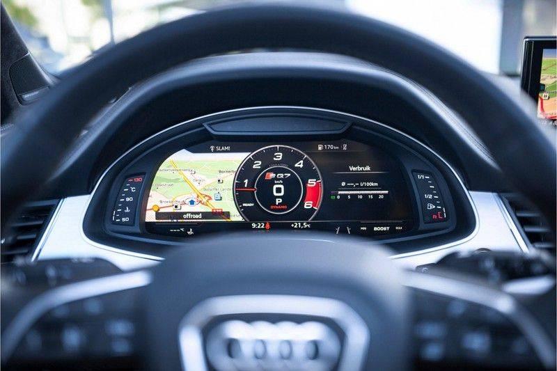 Audi SQ7 4.0 TDI Quattro 7p *4 Wielbesturing / Pano / B&O Advanced / Stad & Tour Pakket* afbeelding 8