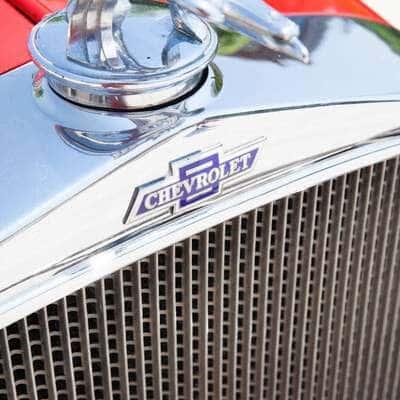 Chevrolet Confederate Sports Roadster 1932 4