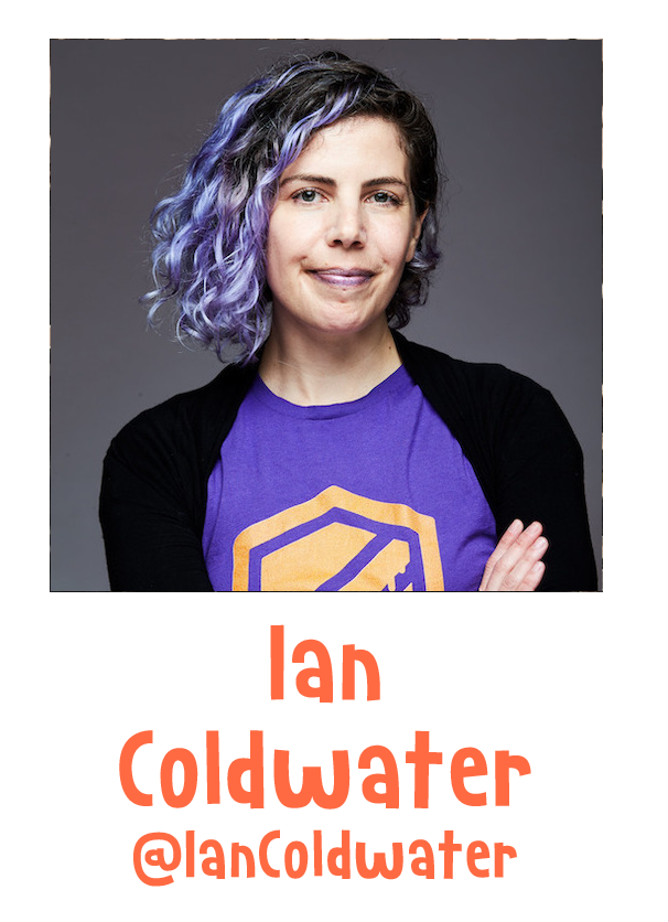 Ian Coldwater