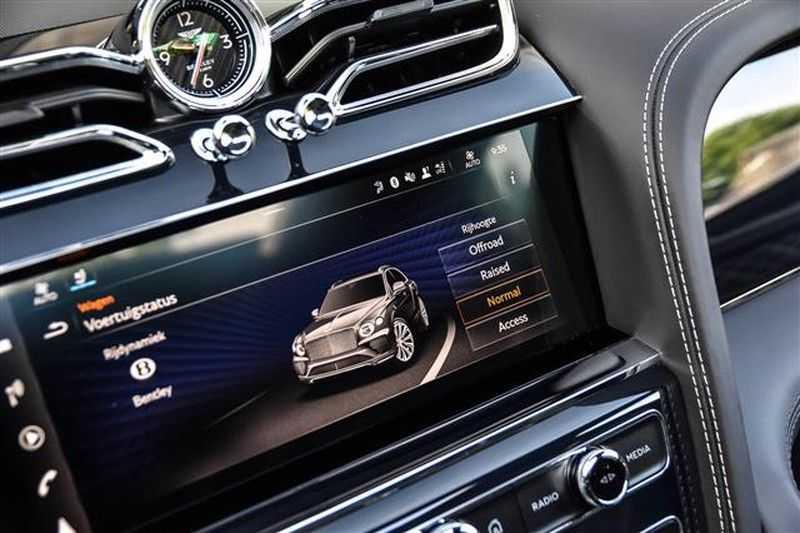 Bentley Bentayga V8 FIRST EDITION MULLINER+BLACKLINE+MASSAGE afbeelding 22