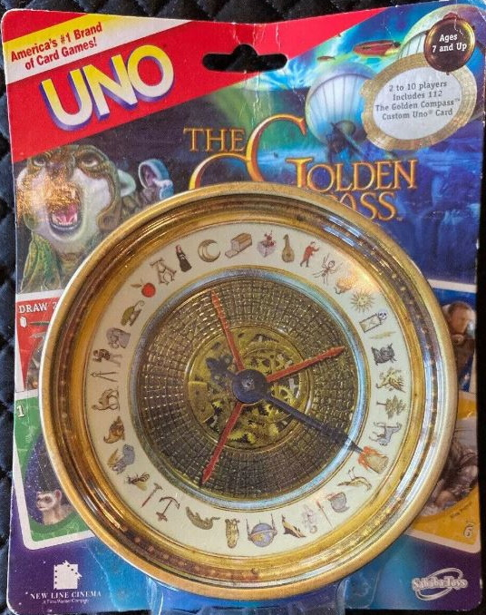 Golden Compass Uno